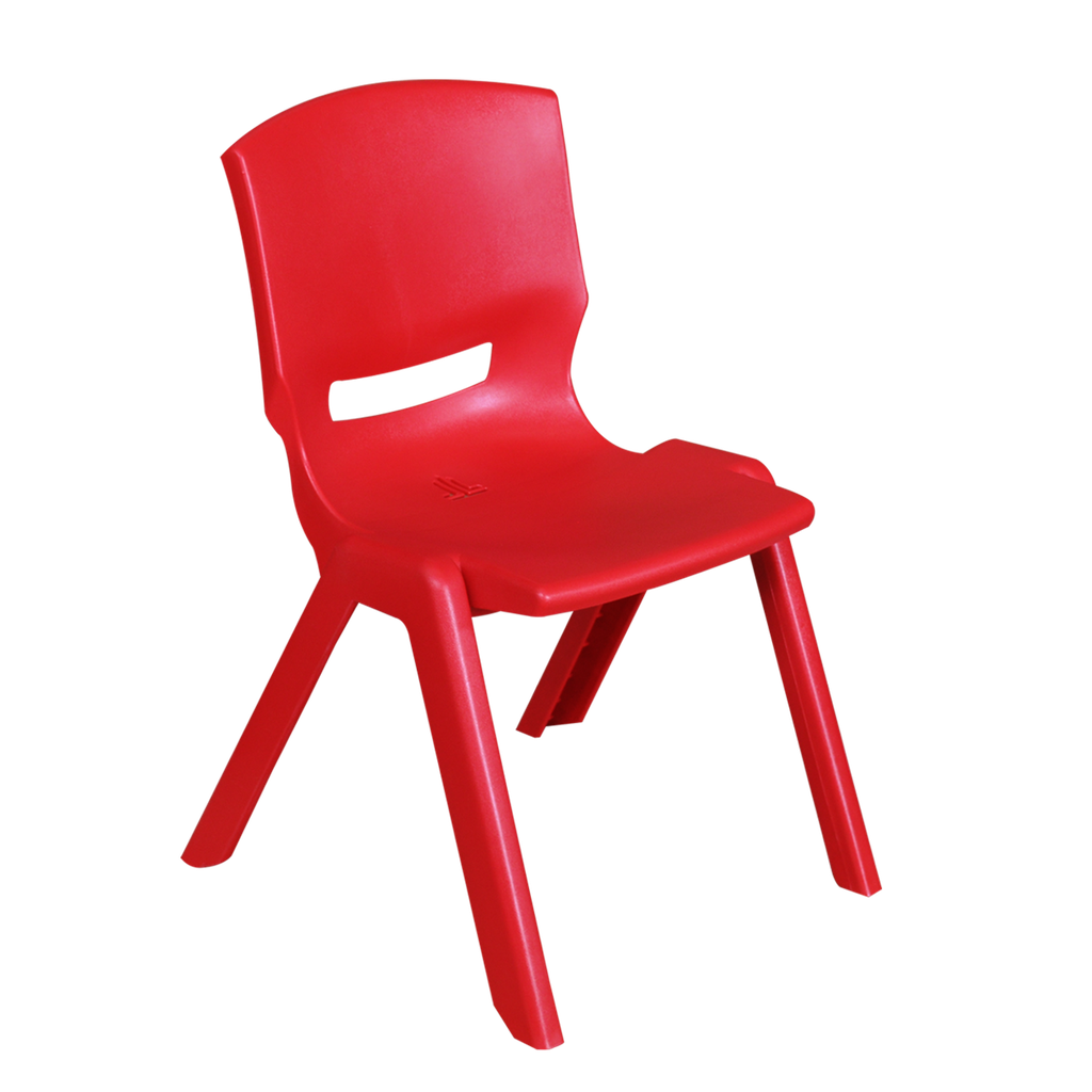 PLASTIC KIDS CHAIR OK 305 RED