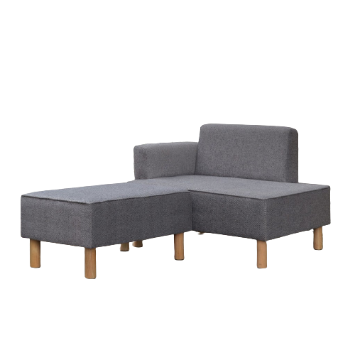 SOFA L HEMNES FABRIC